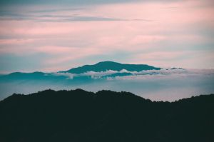 Behind the Clouds by EmiNguyen