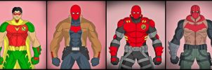 Jason Todd - New 52 - Evolution by DraganD