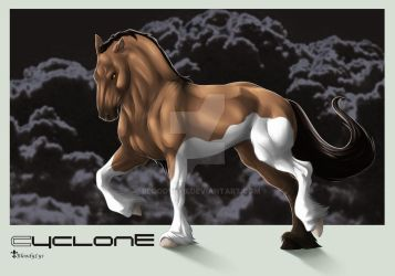 127 Cyclone by BloodyLys