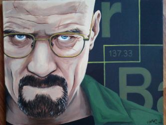 Breaking Bad - finished by Rider4Z