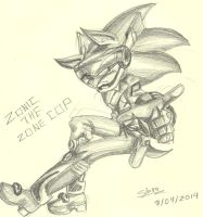 _Zonic_ by Shirothehedgehog