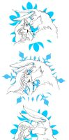 Snowflakes by Boxjelly1