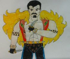 Kraven The Hunter by JQroxks21