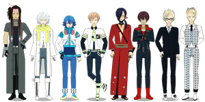 DMMD (pt.1) by louloune