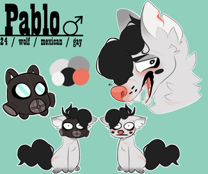 Pablo | REF by Tomorroq