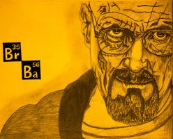 Heisenberg by Saeed2898