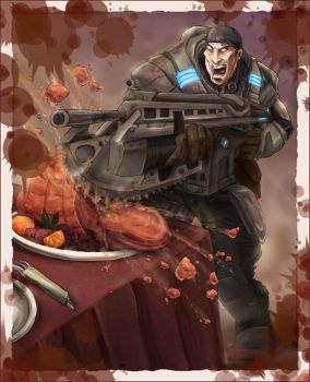 Meals of War by ChemicalAlia