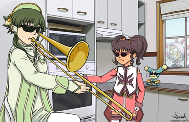 When Mohs Isn't Home by Lilac-Hime