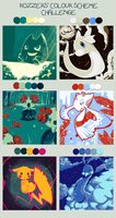 Rozzers colour challange by Yamio
