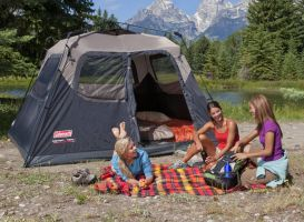 Coleman 6 Person Instant Tent by Outdoorfriend