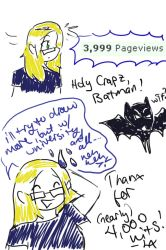 Thanks for 4,000 hits by dark-raven06