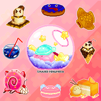Kirby Pixel Goodies 2 by ShadedPenumbra