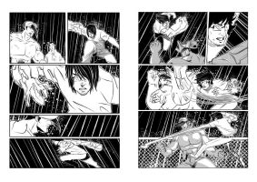 Unos Mundos Issue 1 redraw pages by wansworld