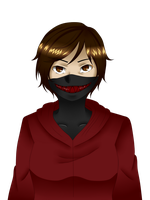Request #5: The Grinner by SilentSnow777