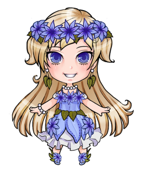 Bluebell by cgart4u