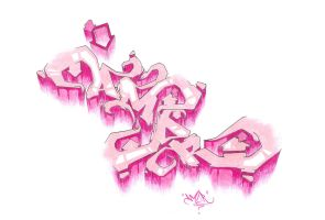 Amor_pinky by e12dollarz
