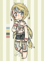 .:Adoptable Test - Closed Species [Closed]:. by Chi-Adopts-Yo
