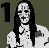 Slipknot-Joey Jordison #1 by ARandomUserl-l