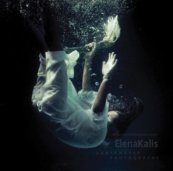 Deep deep sea by SachaKalis