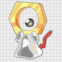 Pokecember Day 16 - Steel Type Pokemon by char1cific