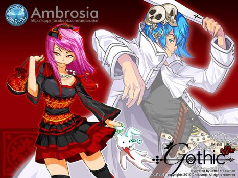 Gothic by jotter