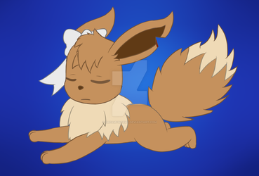 Request: Pelame the Eevee by DreamyNormy