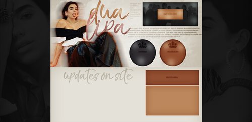free design ft. Dua Lipa by designsbyroth