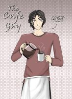 Vampire Fetish: The Cafe Guy by DanaBoBana