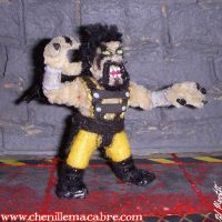 Shang Tsung Figure by the-gil-monster