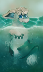 ocean by Cootsik