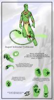 Ref- Willowtail by Yubria