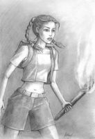 Little Lara, TR 5 by alineshenon