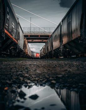 Poco Railyard by gromwulf