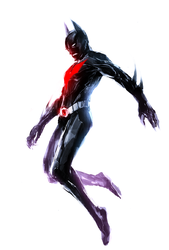 Batman Beyond by naratani