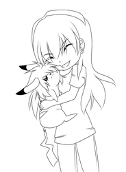 Stream Challenge2: Kratos and Kylee with Chikuto by Kiwi-Chan269