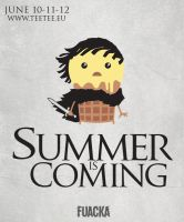 Summer Is Coming by Fuacka