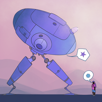 Drone #10 is Ethan's Best Friend by atomantic