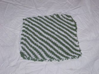 Dishcloth by catluvr2