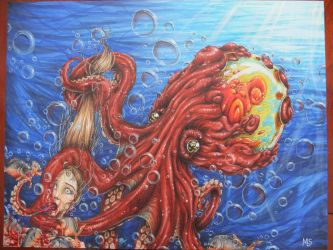 Release the KRAKEN! by ImmaCatastrophe