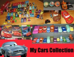 Disney Cars Collection by LeaveItToVi