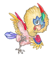 Rufflet Color