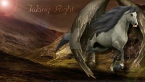 Taking Flight by leathermoorehollow45