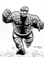 The Thing by scottygod