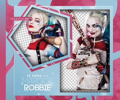 PACK PNG #11 | MARGOT ROBBIE by oncesoul