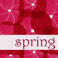 Spring Floral Background Vector by vectorbackgrounds