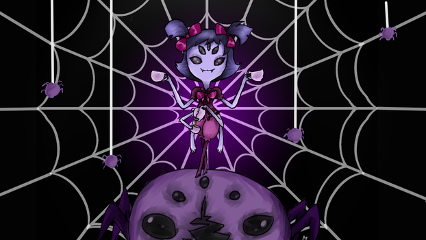 Spider Dance by Zacuraptor