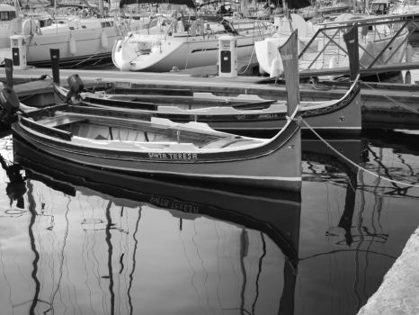 Maltese Boats by stephie8