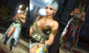 (RELEASE) NAOTORA ROMAN WARRIOR by huchi001