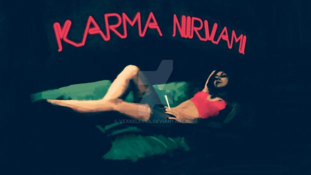 Karma Nirvami the band. by VexKelevra