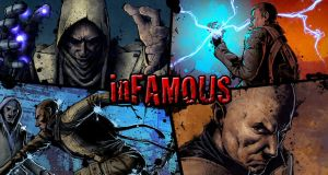 Video Game infamous 167115 by talha122